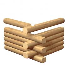 Деревянные срубы